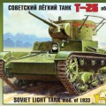 T-26 mod.1933 - Звезда 3538