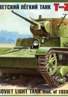 T-26, mod.1933 - Zvezda 3538