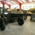 NOS 75mm M1897 en M2A3 transporte - WalkAround