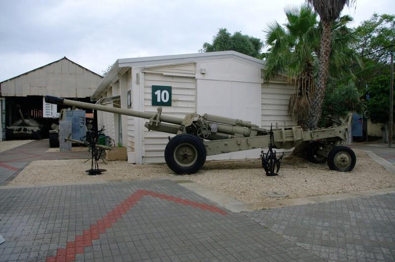130mm M46 Field Gun