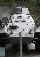 Šeškas Mk 2 - Išorinis Sukamaisiais Apžiūra