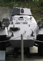 Ferret Mk2 차량 중 하나
