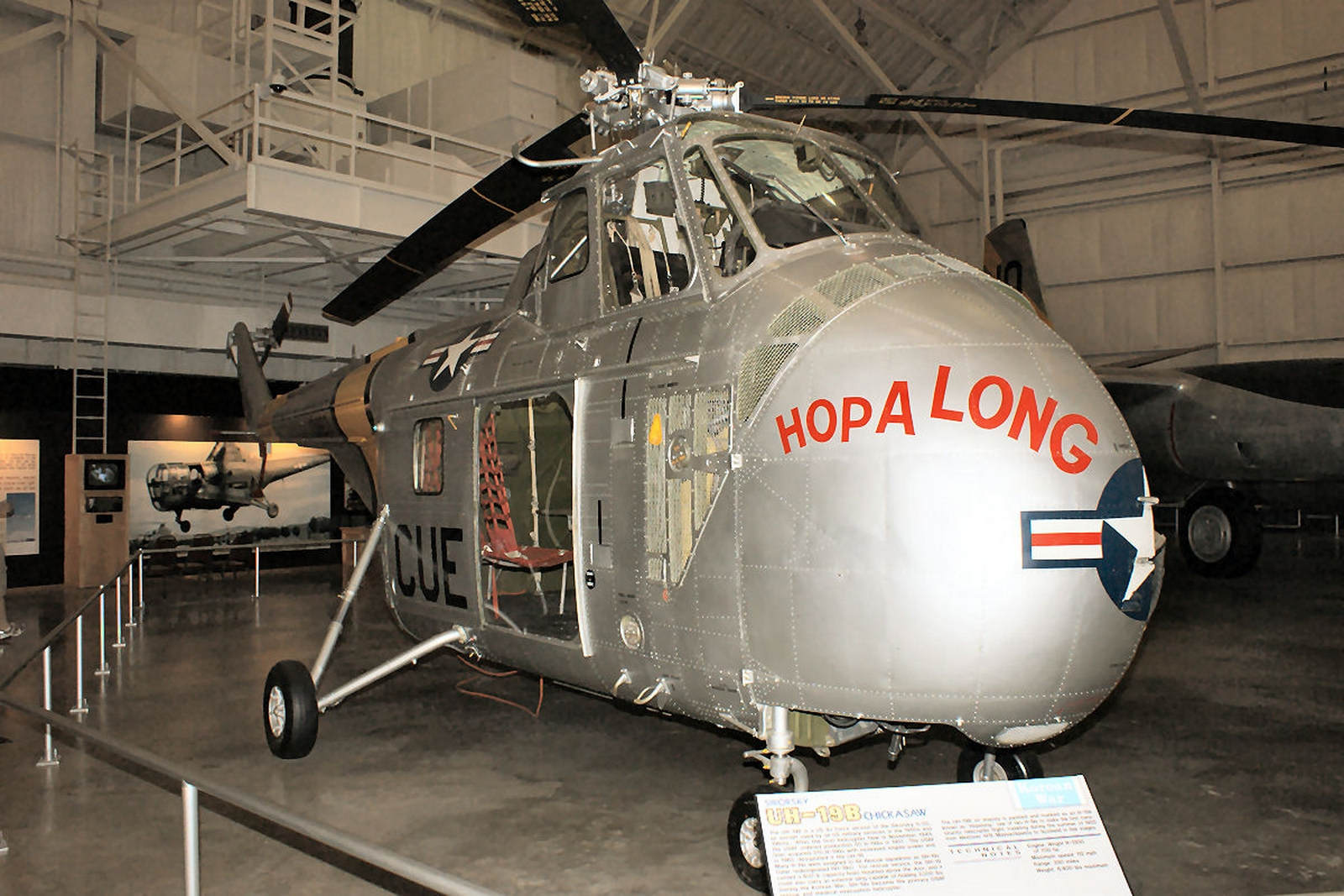 UH-19D Chickasaw - WalkAround