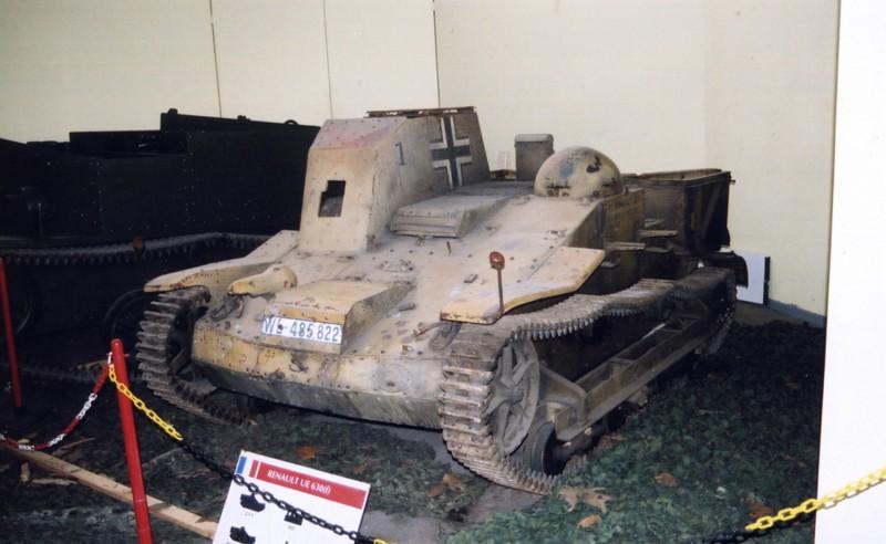 Infanterie Schlepper UE 630
