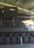 600mm Adam Self-Propelled Mortar - Walk Around