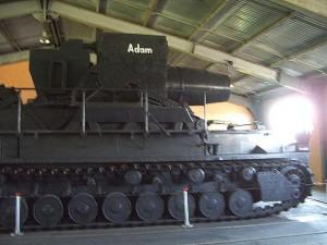 600mm Adam Self-Propelled Mortar - Walk Around