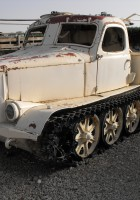 I-L Artilleri Traktor