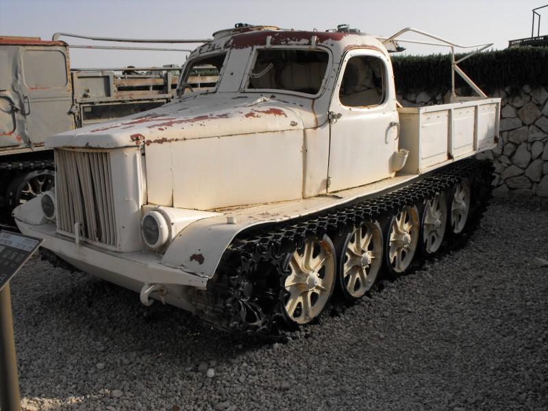 A-L Tractor de la Artillería
