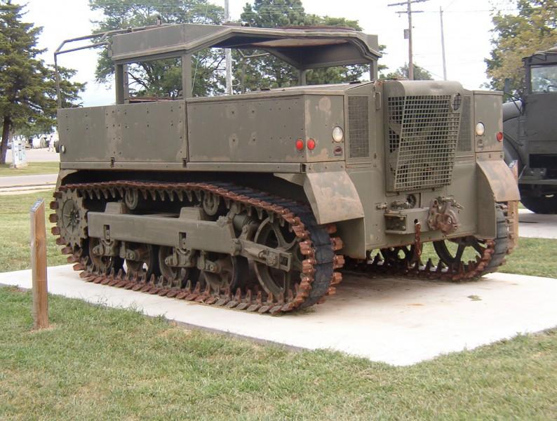 Высокоскоростной Трактор М5