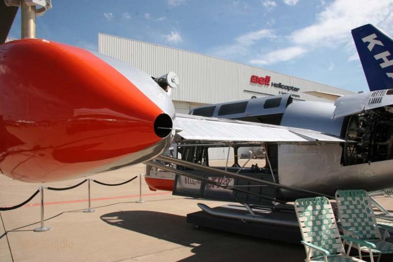贝尔XV-3