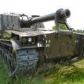 M55 Auto-Propelido Obus