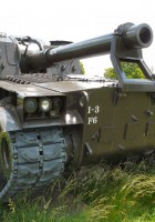 M55 Self Propelled Howitzer  - Walk Around