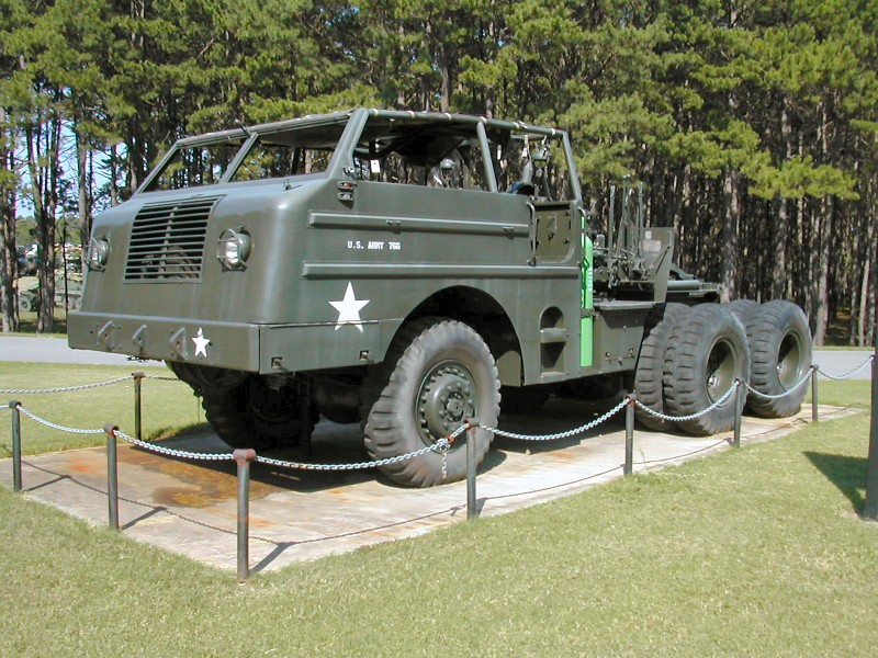 Танковий Транспортер М26