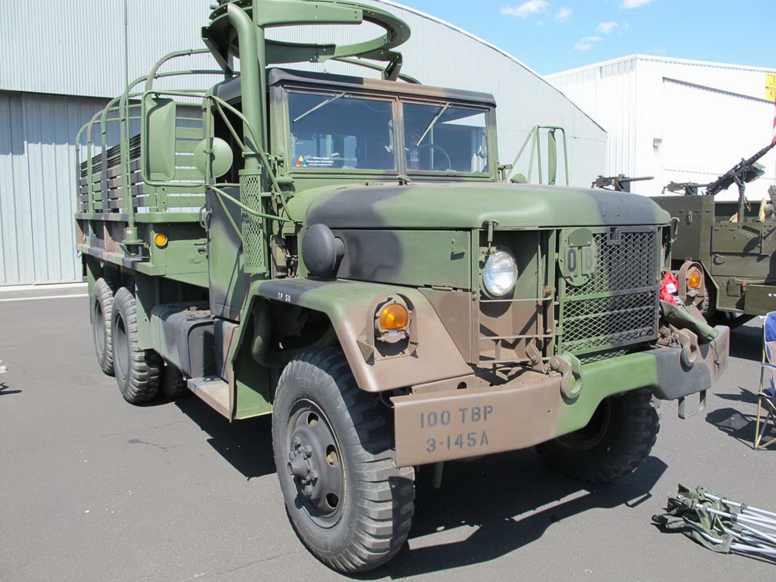 M35A1 Truck 2.5 ton 6x6