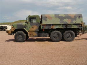 M35 2½-ton cargo truck - Walk Around