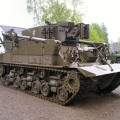 M74 Tank Recovery Vehicle
