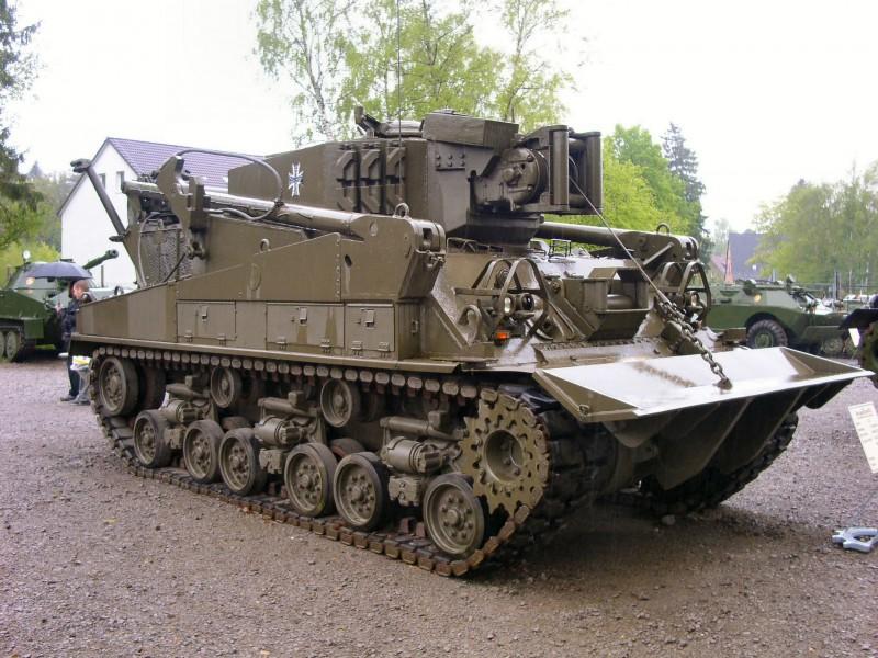 M74 Nádrž Obnovy Vozidiel