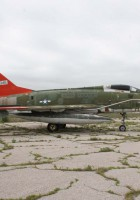 QF-100D Super Sabre - Walk Around