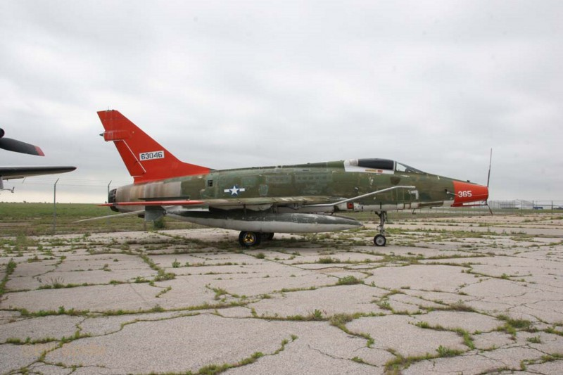 QF-100 Super Sabre