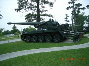 M110A2 Howitzer  - Walk Around