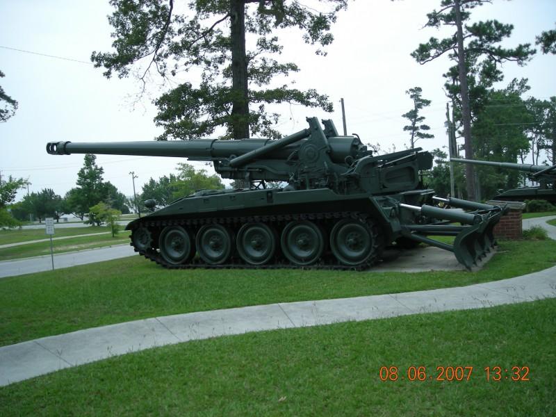 M110A2 Obus