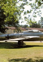 RF-84F Thunderflash - spacer