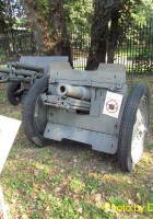 76 mm regimental gun M1927  - Walk Around