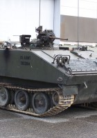 M114 armored fighting vehicle - Walk Around