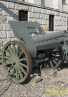122 mm howitzer M1910/30  - Walk Around