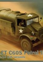 Шевролет C60S газова бутилка - ИБГ 35036