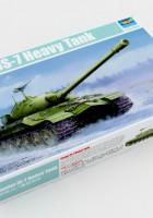 Sovětský JS-7 Těžký Tank - Trumpetista 05586