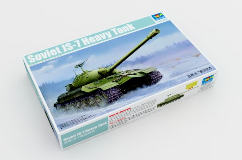 Советский тяжелый танк JS-7-Трубач 05586