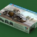 German Sd.Car.221 Leichter panzerspahwagen - HOBBY BOSS 83812
