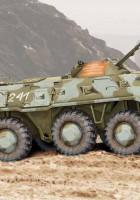 BTR-80 (principios de la producción de la serie) - Ace Modelos 72171