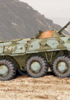 BTR-80 (frühe Serie) - Ace-Modelle 72171
