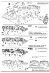 BTR-80 - Ace Models 72171