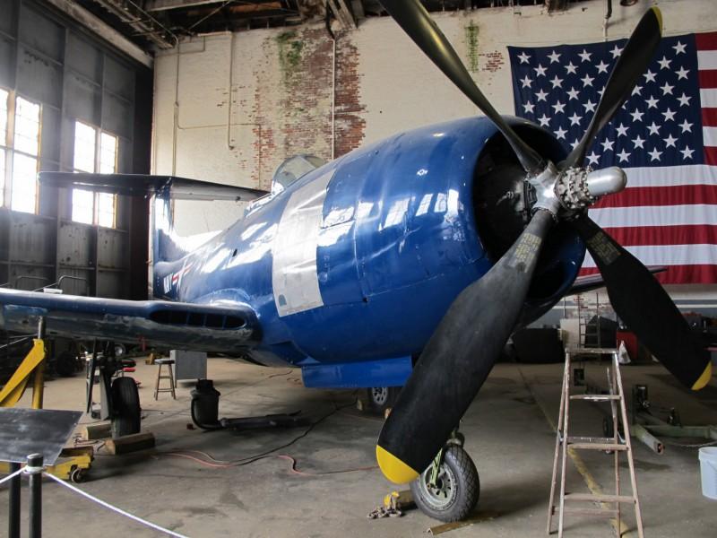 Curtiss XF15C-1 - Gå Runt