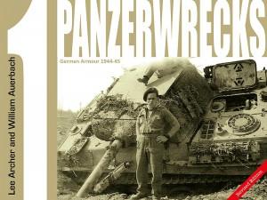 Panzerwrecks第1卷
