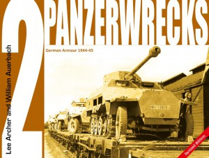 Panzerwrecks Обсяг 2