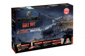 탱크의 세계-표범 1-하세가와 36507