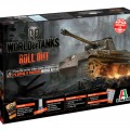 A World of Tanks - Pz. Kpfw. V Panther - ITALERI 36506