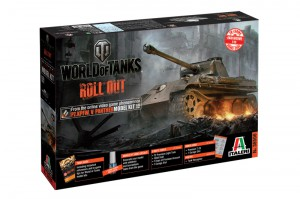 World of Tanks - Pz. Kpfw. V Panther - ITALERI 36506