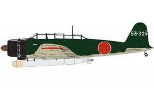 中岛B5N2凯特-警告A04058