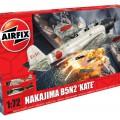나카지마 B5N2 케이트-Airfix A04058