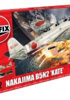 Nakajima B5N2 Kate - Airfix A04058