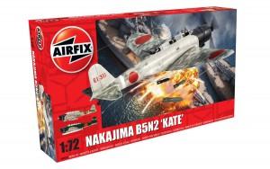 中岛B5N2凯特-Airfix A04058
