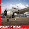 Грумман jak f4f-4 Уайлдкэт zestaw - A55214 Airfix