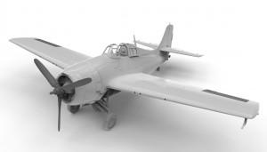 Grumman F4F-4 Wildcat Starter Set - Airfix A55214