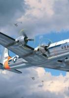 C-54D空中霸王-雷维尔04877