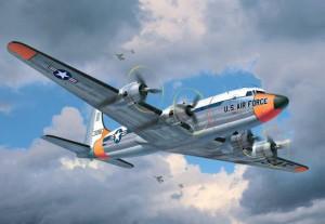 C-54D SKYMASTER-Revell04877